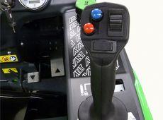 Hand drive controls
