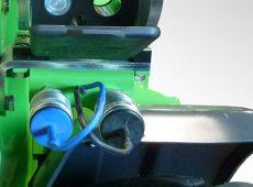 Tweede extra hydraulische functie vooraan