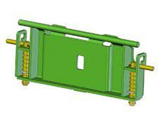 Adaptadores para montar implementos (Serie 200)