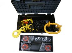 Lifting kit, for machines with cab LX/DLX