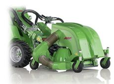Collecting lawn mower 1200