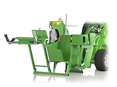 Maszyna do drewna opałowego