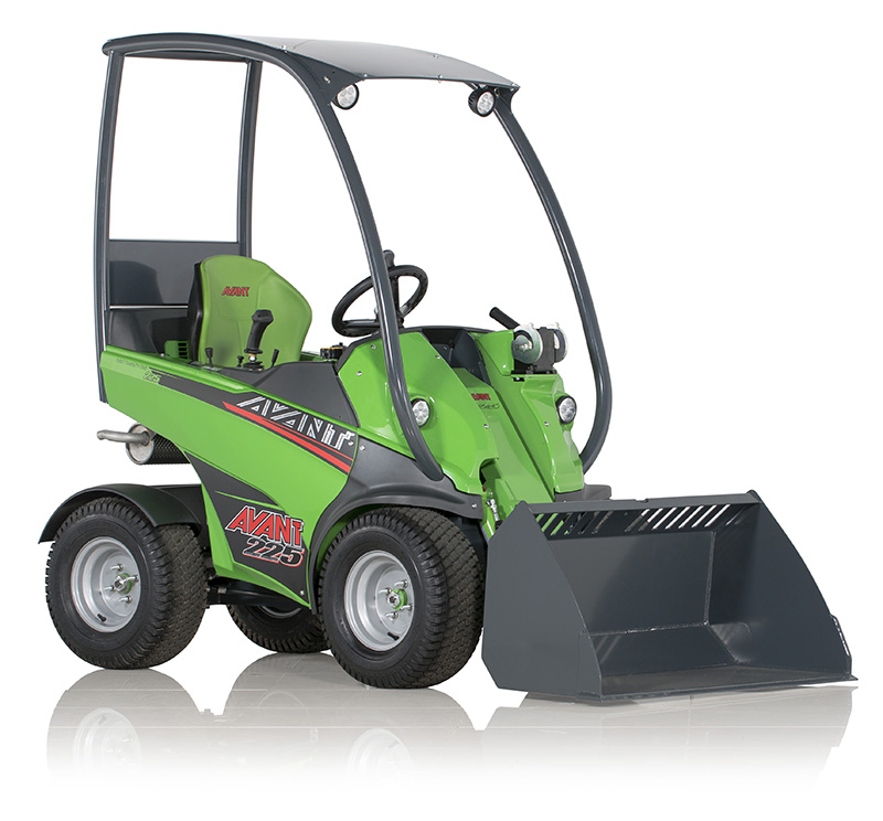 e22a6059e Avant 200 mini loader - Avant Tecno USA