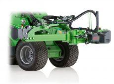 S30 Hydraulic side arm