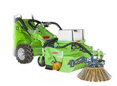 Collecting broom 1100